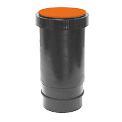Conector de dilatación PEAD con punto de anclaje integrado AKASISON XL