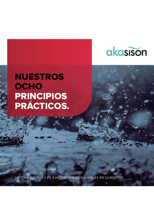 Catálogo 8 principios básicos