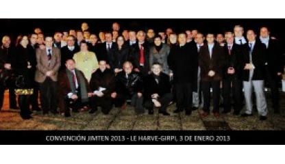 CONVENCION ANUAL 2013 JIMTEN