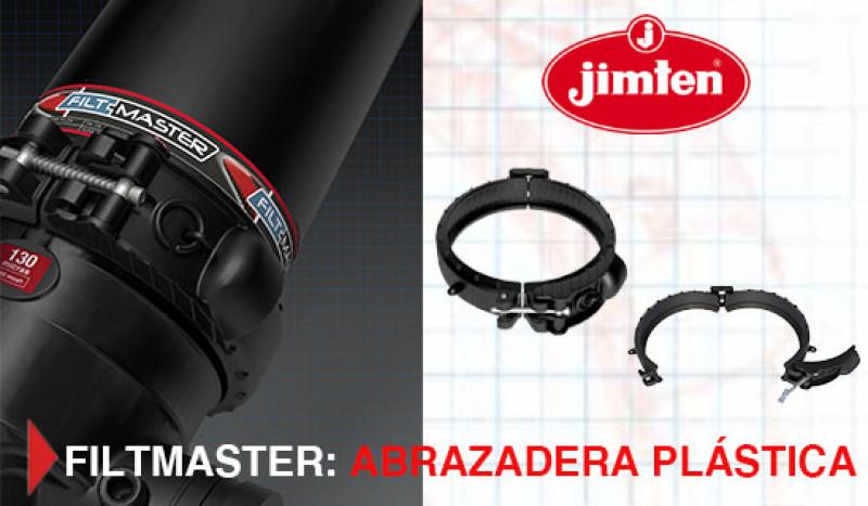 Nuevas abrazaderas plásticas para FILTMASTER