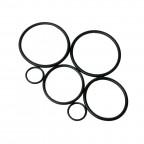 - - Conjunto de juntas tóricas para válvula de esfera (EPDM).