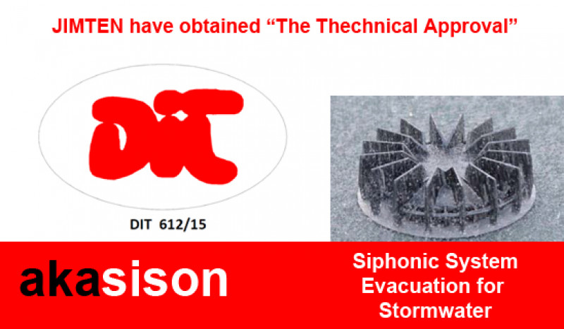 JIMTEN: Certificación DIT para el sistema AKASISON