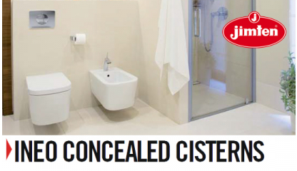 INEO Concealed Cisterns