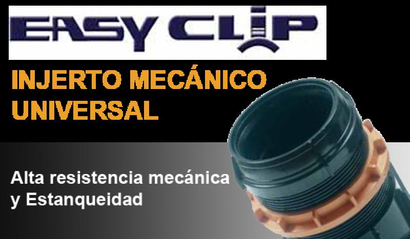 EASY Clip Injerto mecánico universal