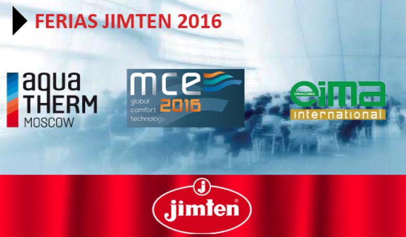 FERIAS #Jimten 2016