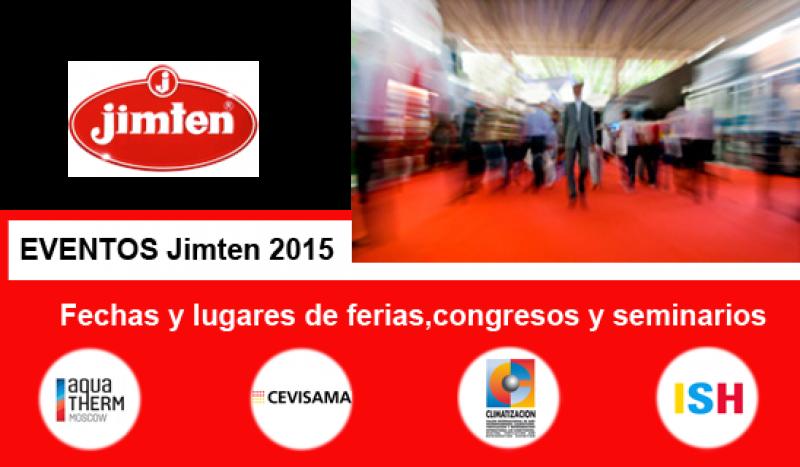 EVENTOS Jimten 2015