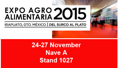JIMTEN in EXPO AGROALIMENTARIA - IRAPUATO - MEXICO Exhibition