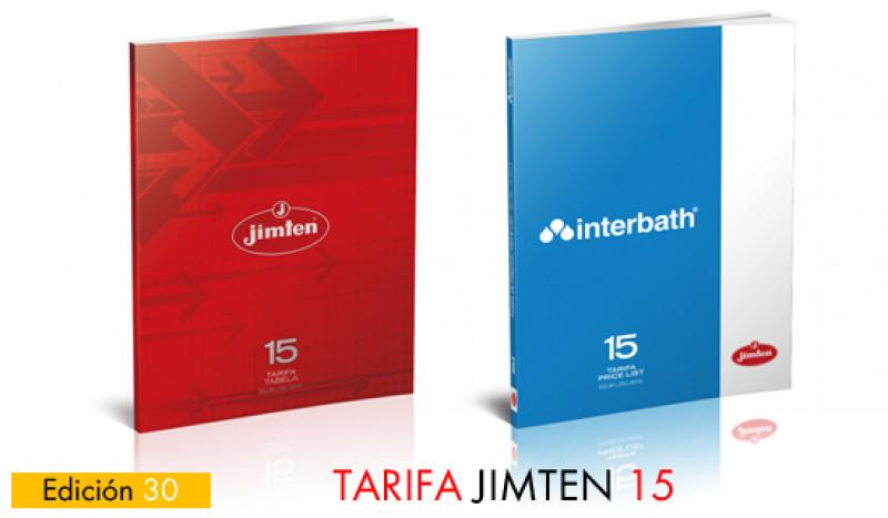 Tarifa Jimten 15