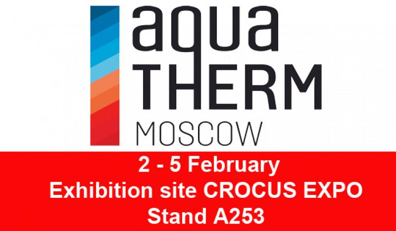 #JIMTEN estará presente en AQUATHERM - MOSCOW