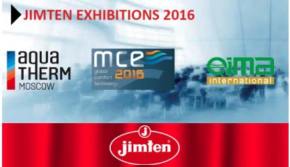#Jimten EXHIBITIONS 2016