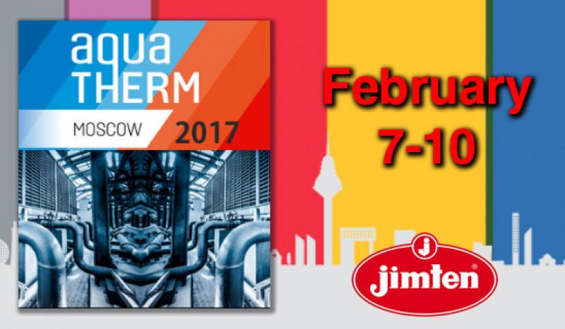 Aquatherm del 7-10 de febrero en Moscú
