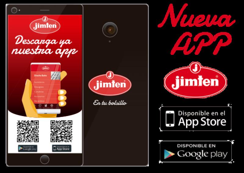 NUEVA App de Jimten