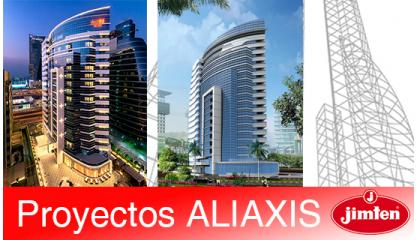 Nueva web de proyectos del grupo Aliaxis