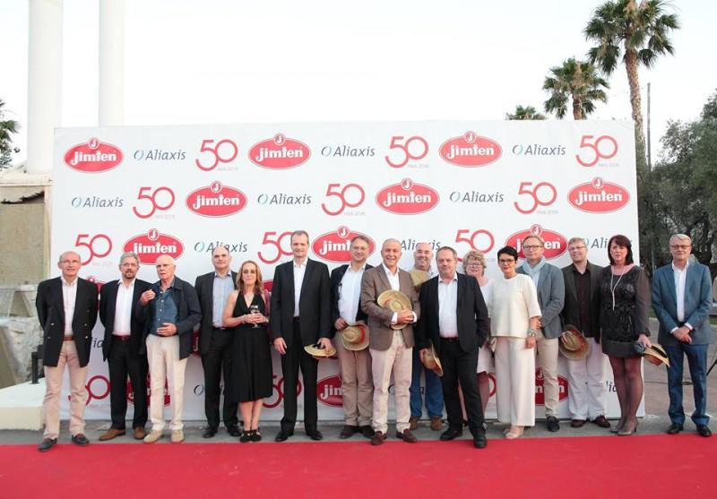 Celebración 50 Aniversario JIMTEN