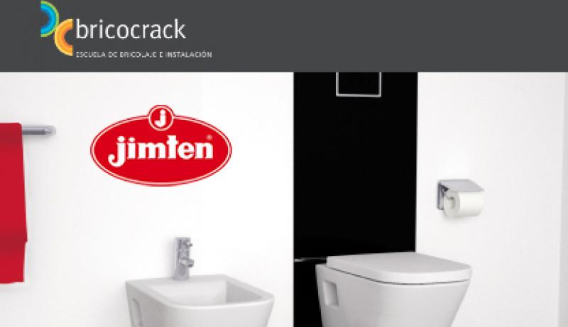 Desde Bricocrack: Cómo funciona un inodoro suspendido con triturador integrado de Jimten