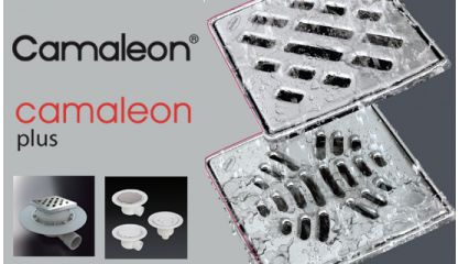 CAMALEON Floor gully range