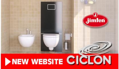 NEW CICLON Website