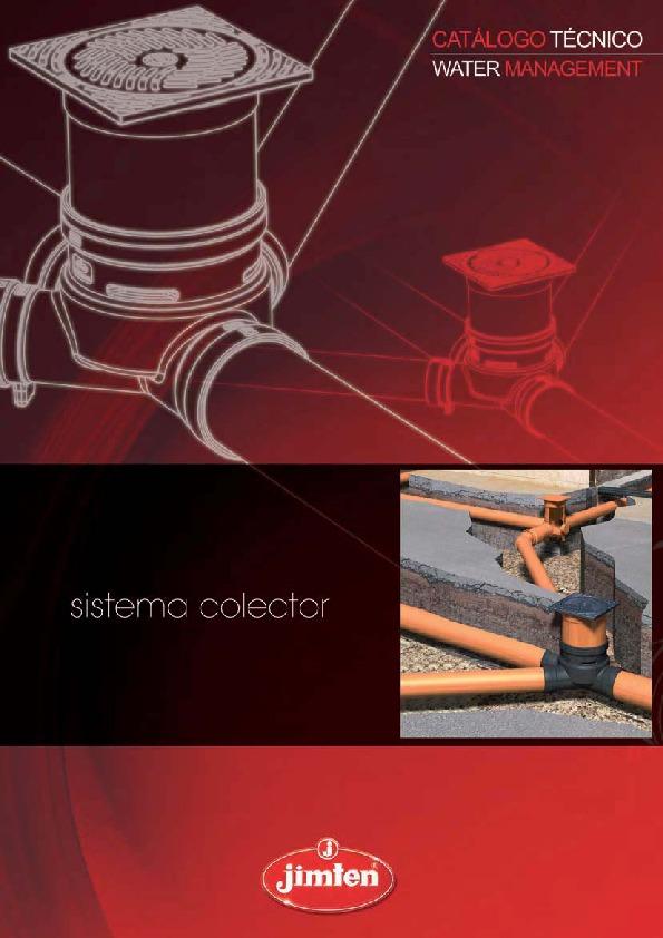 Catálogo sistema colector