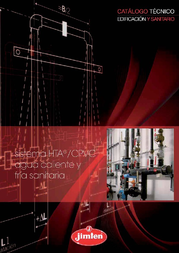 Catálogo HTA-CPVC